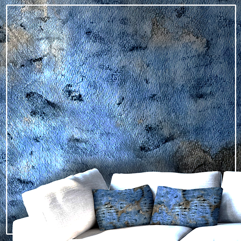 watercolor wallpaper design by MACREATE