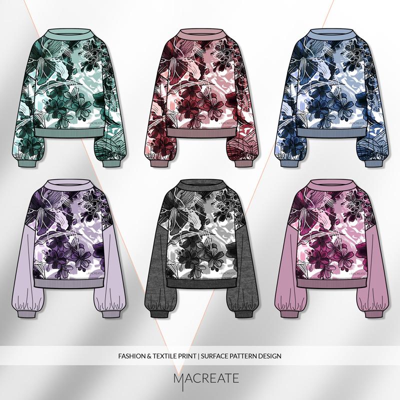 MACREATE Design Fashion & Print