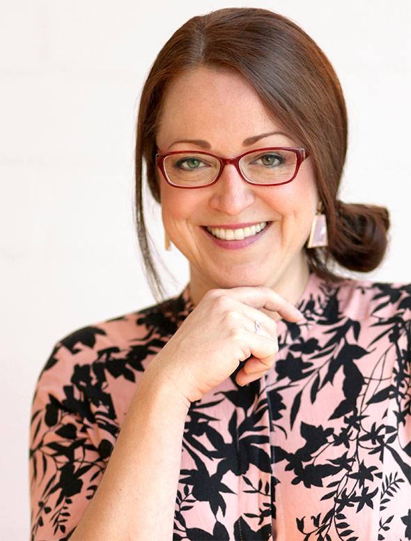 MACREATE Designer Vera Machourek